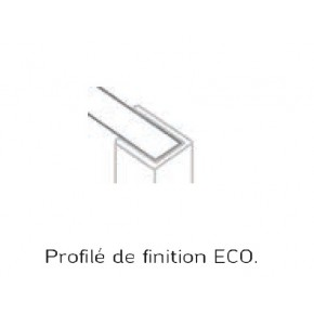 AKW Profilé de finition ECO