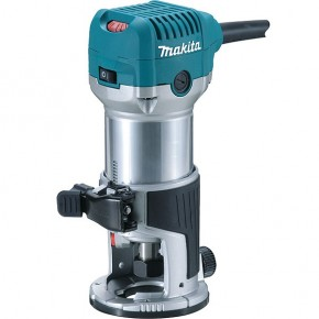 Makita - Affleureuse 710 W Ø8 mm - RT0700C