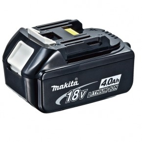 Makita – Batterie 18V 4Ah Li-ion (compatible avec machines 3Ah) – BL1830