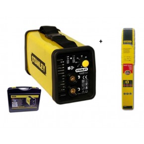 Stanley - Poste à souder MMA Inverter + 110 électrodes 2,5mm - Power 100.1