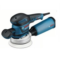Bosch - Ponceuse excentrique 125-150mm 400W + Accessoires - GEX 125-150 AVE