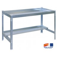 Simon Rack Garden Desk 1200 galva