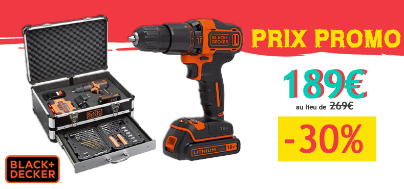 Promo Black an Decker